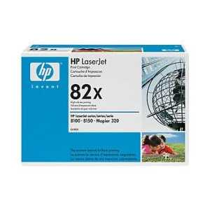 Original HP 82X Black toner cartridge, High Yield, C4182X, 20000 pages
