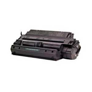 Remanufactured HP 82X Black toner cartridge, High Yield, C4182X, 20000 pages