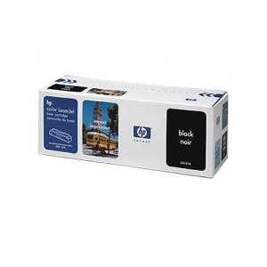 Original HP 640A Black toner cartridge, C4191A, 9000 pages