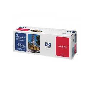 HP C4193A Magenta genuine OEM toner cartridge