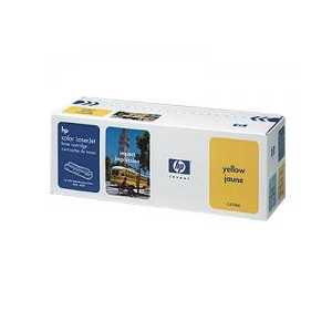 Original HP 640A Yellow toner cartridge, C4194A, 6000 pages