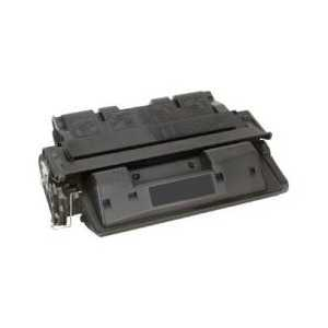 Remanufactured HP 61X Black toner cartridge, C8061X, 10000 pages