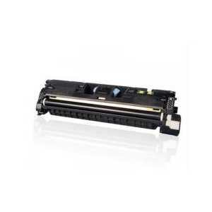 Remanufactured HP 121A Yellow toner cartridge, C9702A, 4000 pages
