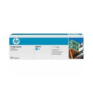 Original HP 824A Cyan toner cartridge, CB381A, 21000 pages