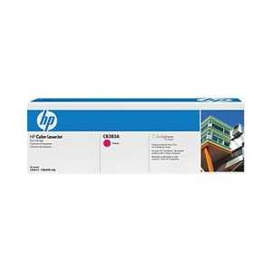 Original HP 824A Magenta toner cartridge, CB383A, 21000 pages