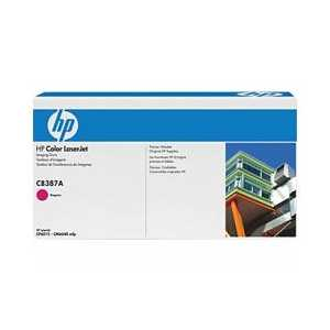 Original HP 824A Magenta toner drum, CB387A, 35000 pages