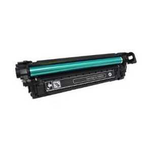 Remanufactured HP 504X Black toner cartridge, High Yield, CE250X, 10500 pages
