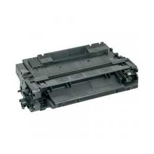 Remanufactured HP 55A Black toner cartridge, CE255A, 6000 pages