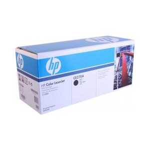 Original HP 650A Black toner cartridge, CE270A, 13500 pages
