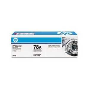 Original HP 78A Black toner cartridge, CE278A, 2100 pages