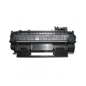 Remanufactured HP 05X Black toner cartridge, High Yield, CE505X, 6500 pages