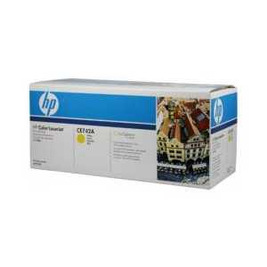 Original HP 307A Yellow toner cartridge, CE742A, 7300 pages
