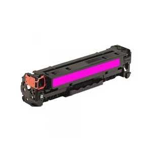Remanufactured HP 312A Magenta toner cartridge, CF383A, 2700 pages