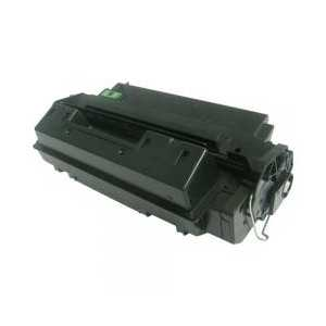 Remanufactured HP 10A Black toner cartridge, Q2610A, 6000 pages