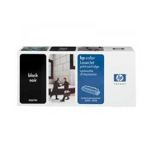 Original HP 308A Black  toner cartridge, Q2670A, 6000 pages