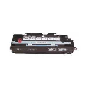 Remanufactured HP 308A Black toner cartridge, Q2670A, 6000 pages