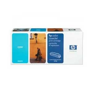Original HP 311A Cyan toner cartridge, Q2681A, 6000 pages