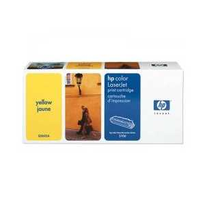 Original HP 311A Yellow toner cartridge, Q2682A, 6000 pages