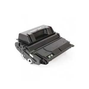 Remanufactured HP 42A Black toner cartridge, Q5942A, 10000 pages
