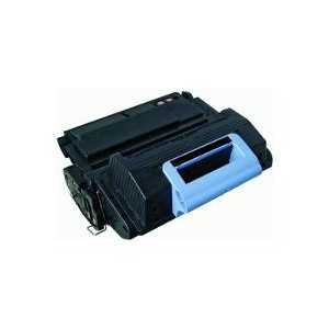 Remanufactured HP 45A Black toner cartridge, Q5945A, 18000 pages