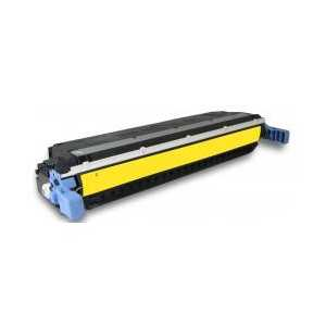 Compatible HP 502A Yellow toner cartridge, Q6472A, 4000 pages