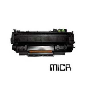 MICR HP 53A toner cartridge, Q7553A, 3000 pages