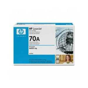Original HP 70A Black toner cartridge, Q7570A, 15000 pages