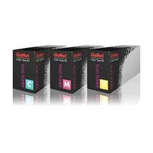 iColor 540, 550 Fluorescent CMY toner cartridges starter kit