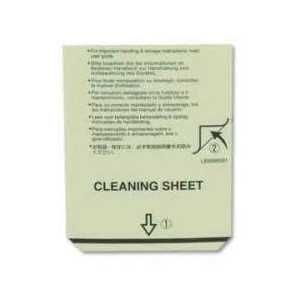 Cleaning Sheets for Inkjet Printer