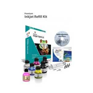 Inkjet Refill Kit for Kodak 10 - 10 refills