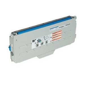 Konica Minolta 1710362-002 Cyan genuine OEM toner cartridge