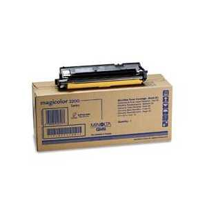 Konica Minolta 1710471-001 Black genuine OEM toner cartridge