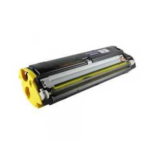 Compatible Konica Minolta 1710517-008 Cyan toner cartridge, High Yield, 4500 pages