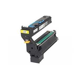Konica Minolta 1710580-002 Yellow compatible toner cartridge