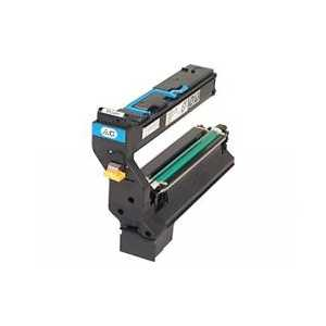 Konica Minolta 1710580-004 Cyan compatible toner cartridge