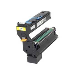 Konica Minolta 1710602-002 Yellow genuine OEM toner cartridge