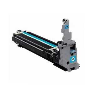Compatible Konica Minolta A0310GF Cyan toner drum, 30000 pages