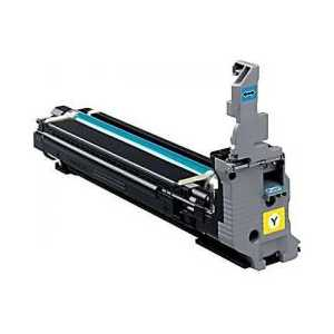 Compatible Konica Minolta A03105F Yellow toner drum, 30000 pages