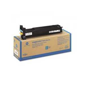 Konica Minolta A06V433 Cyan High Capacity genuine OEM toner cartridge