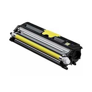 Konica Minolta A0V306F Yellow High Capacity genuine OEM toner cartridge