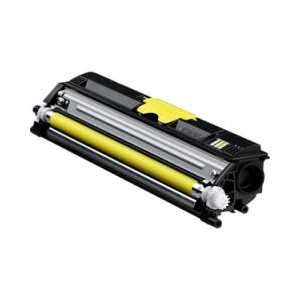 Konica Minolta A0V306F Yellow compatible toner cartridge