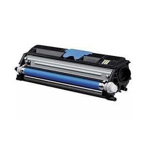 Konica Minolta A0V30HF Cyan High Capacity genuine OEM toner cartridge