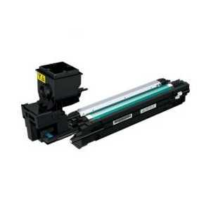 Konica Minolta A0WG07F Yellow High Capacity compatible toner cartridge
