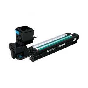Konica Minolta A0WG0JF Cyan High Capacity compatible toner cartridge