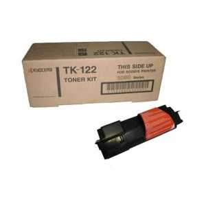 Kyocera Mita TK-122 Black genuine OEM toner cartridge