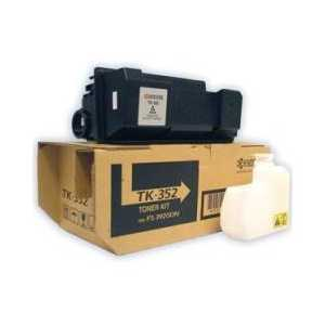 Kyocera Mita TK-352 Black genuine OEM toner cartridge