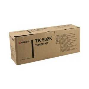 Kyocera Mita TK-502K Black compatible toner cartridge