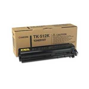 Kyocera Mita TK-512K Black genuine OEM toner cartridge