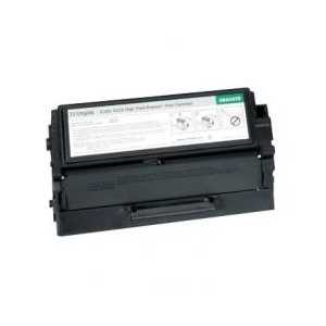 Remanufactured Lexmark 08A0477 Black toner cartridge, 6000 pages