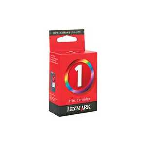 Lexmark 1 Color genuine OEM ink cartridge - 18C0781